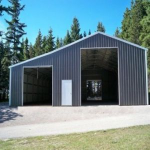 Steel Garages and Barns pictures & photos