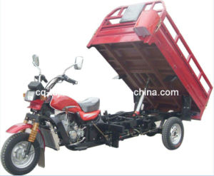 Kn250zh-1 Hydraulic Self-Unloading Tricycle