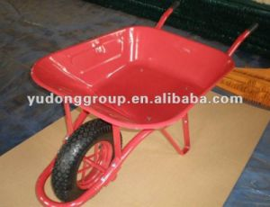 Iron Wheelbarrow Wb6400 Wb8610 pictures & photos