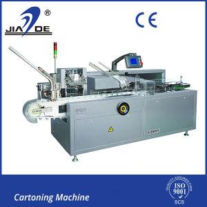 Automatic Horizontal Carton Machine for Pharmaceutical Blister