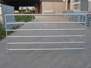 Temporary Movable Fencing Panels