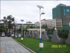 10W LED Solar Streetlight with CE and RoHS (SSLD10)