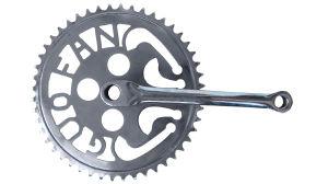 Bicycle Crank Chainwheel