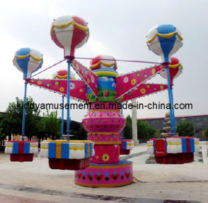 Popular 6 Cabins Amusement Park Equipment Rides for Playground Outdoor pictures & photos