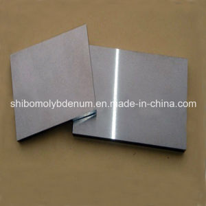 Polished Tungsten Plates for High Temperature Furnace pictures & photos