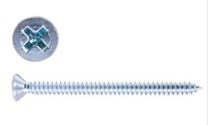 Scrw/DIN Phillips Drive Flat Head Self Tapping Screw pictures & photos