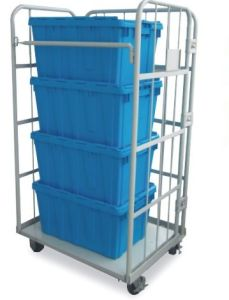 High Quality Steel Roll Container pictures & photos