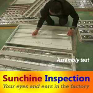 LED Inspection Services /Pre-Shipment Inspection / Third Party Inspection Agency in China pictures & photos