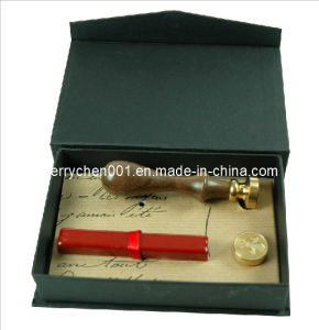 20mm Desk Wax Seaing Set Stamp Candle Kit, No. 3300 pictures & photos