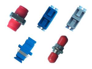 Fiber Optic Adapter LC/Sc/St/FC/E2000/MT-RJ /Mu/DIN/Hybrid/Bare