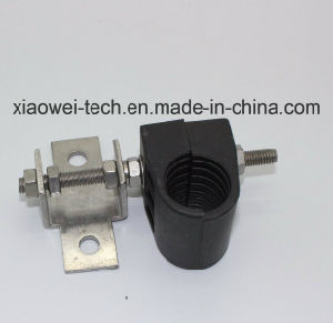 Optical Fiber Feeder Cable Clamp Used for Coaxial Cable pictures & photos