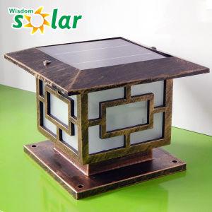 Outdoor Solar Main Gate Lights; Solar Post Cap Light; Solar LED Lighting