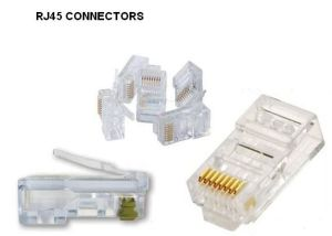 UTP Cat5e /CAT6 Connector Pass Fluke Good Quality pictures & photos