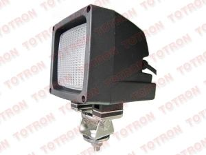 Wide Flood Beam 35W HID Xenon Work Light T4002