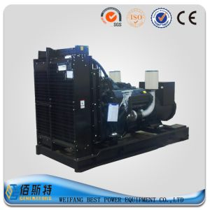 1200kw 1500kVA Diesel Driven Generator Set with Mtv Engine