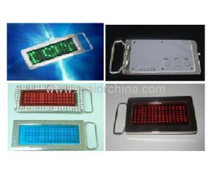 Scrolling LED Buckles (MCBUCKLE)