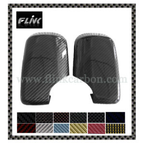 Carbon Fiber Mirror Cover (Sedan) for BMW E46 pictures & photos