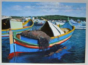 Landscape Painting--Canvas Landscape Painting