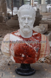 Head Statue Bust Sculpture with Stone Marble Granite Sandstone (SY-S314) pictures & photos