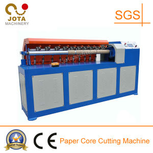 Precision 10 Sets Blades Paper Core Cutting Machine pictures & photos