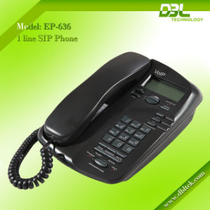 VoIP IP Telephone (EP-636) pictures & photos