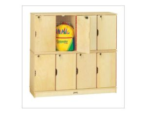 High Quality Kids Storage Cabinet (KF-47) pictures & photos