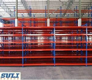 Long Span Shelf Rack for Warehouse, Retail Shelving Systems pictures & photos