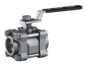 Forged Steel Ball Valve (TXB5)