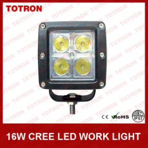 LED Work Light 9-32V 4W*4PCS CREE LED Chips (T1016)