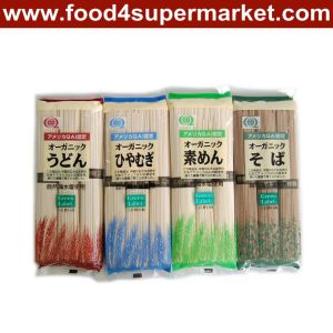 Japanese Style Dried Noodles Udon Soba Somen 300g Wheat Flour pictures & photos