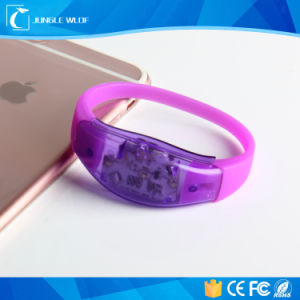 Customized Party Supplies Silicone Remote Control for LED Bracelet pictures & photos
