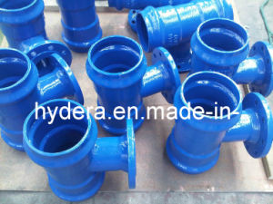 Ductile Iron Fitting for PVC pipe pictures & photos