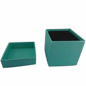 Light Blue Cardboard Gift Box (FP6621) pictures & photos