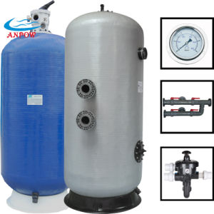 China High Quality Pressurised Sand Filter For Swimming Pool China Pressurised Sand Filter