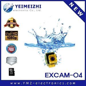 Underwater Camera 60m Waterproof Excam-04