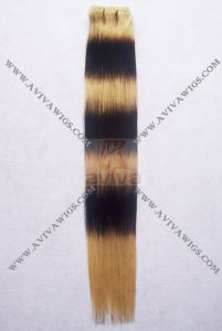Human Hair Extensions with T Color pictures & photos