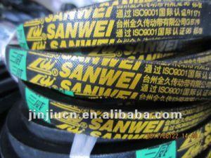 rubber v-belt 6