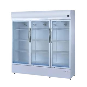 Vertical Showcase Freezer Made in China pictures & photos