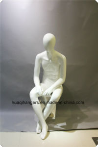 Manikin, Cream White Full-Body Fiberglass Male Mannequins for Window Display pictures & photos
