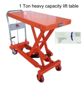 1 Ton Heavy Capacity Lift Table pictures & photos