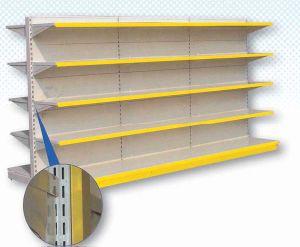 Supermarket Shelf (Back Plain) (Renfa-S-02)