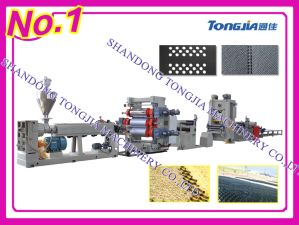 PP/PE Plastic Geocell Production Line pictures & photos