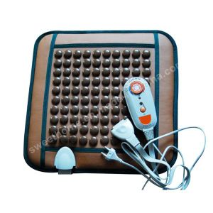 45X45cm Far Infrared Heat and Anion Therapy Tourmaline Electric Heating Mat pictures & photos