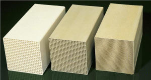 Honeycomb Ceramic Heat Exchanger Substrate pictures & photos