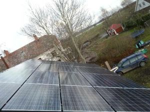 off Grid Solar Electric Power System 1kw pictures & photos