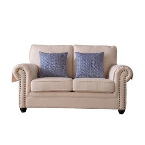 Living Room Fabric Furnitures Modern Sofa (F203) pictures & photos