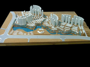 Architectural Scale Models Making_Block Models (JW-163) pictures & photos