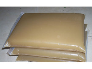 Jelly Glue Carton and Cork