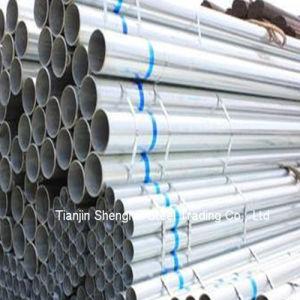 Best Price of Galvanized Steel Pipe (Garde Q235) pictures & photos
