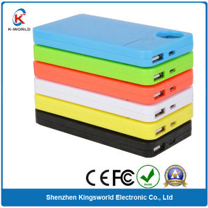 Attractive 5000mAh Mobile Power Bank